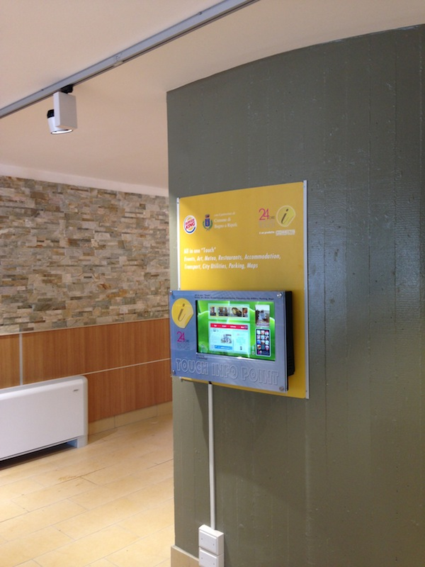 Burger King – Bagno a Ripoli | touch24
