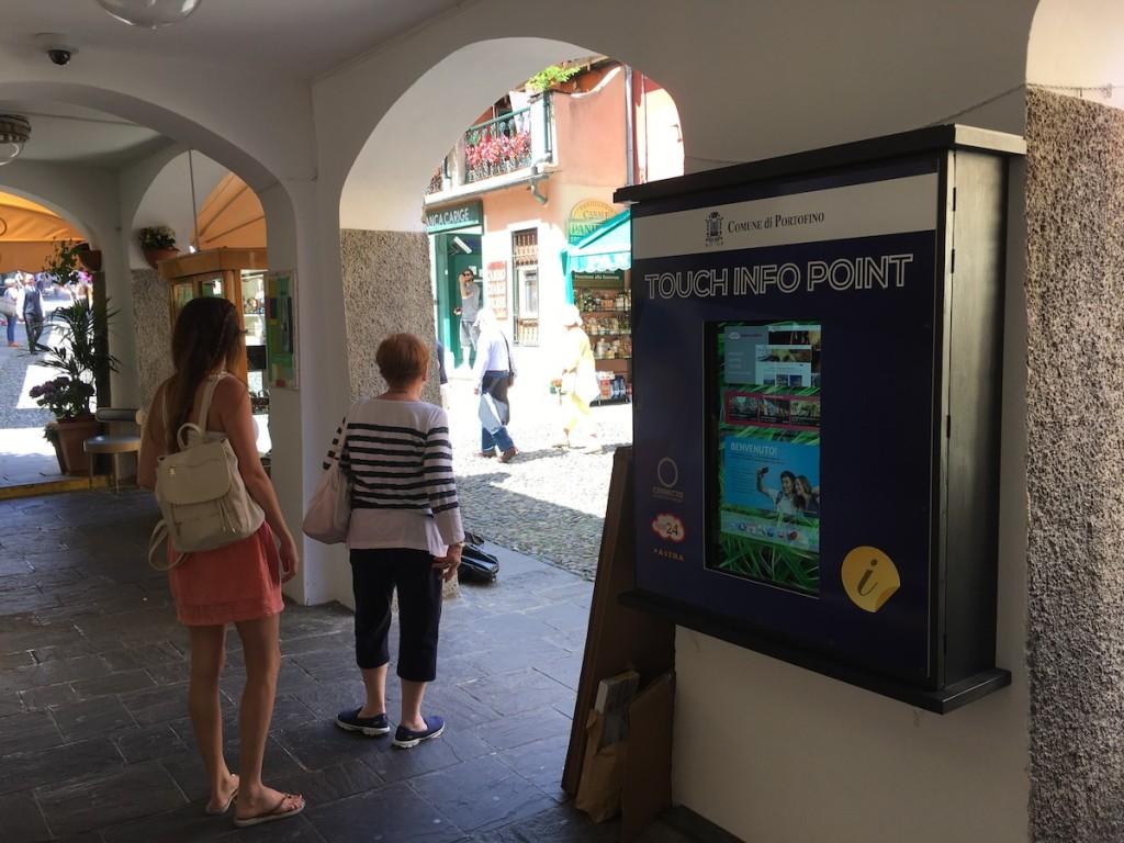 Portofino – Ufficio Info